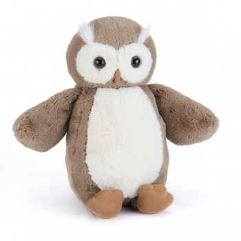 Jellycat bashful small barn owl