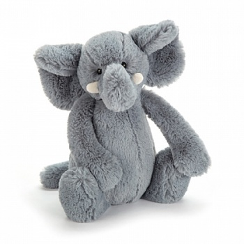 Jellycat medium bashful elephant