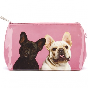 Catseye Mr & Mrs Small Wash Bag