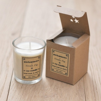 Parkminster Fresh Fig Soy Candle