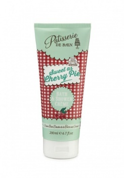 Patisserie de bain sweet as cherry pie bath and shower gel