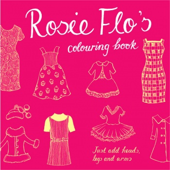Rosie Flo's Colouring Book