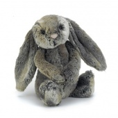 Jellycat medium cotton tail bunny