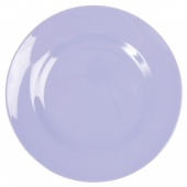 Melamine Dinner Plate in Lavender