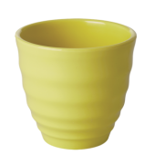 Rice Melamine Japanese Style Cup Pastel Yellow