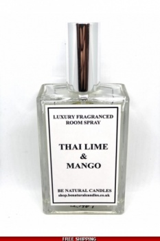 Be Natural Thai Lime and Mango Luxury Room Spray