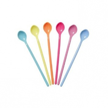Rice Melamine 6 long spoons