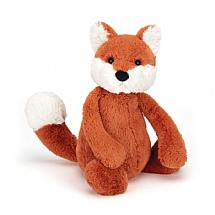 Jellycat small bashful fox