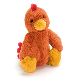 Jellycat small Rooster
