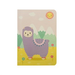 Little Llama Pocket Notebook.