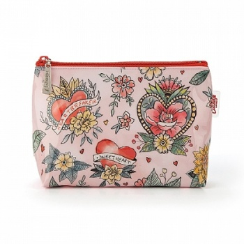 Catseye tattoo make up bag