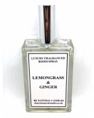Be Natural Lemongrass and Ginger Luxury Room Spray