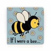 Jellycat If I were a Bee  Book.