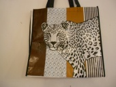 Leopard Re-usable Shopping Bag