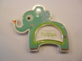 Elephant Magnetic Picture Frame