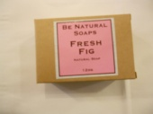 Be Natural Fresh Fig soap.