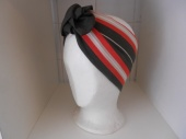 Hand Knitted Cloche style Hat