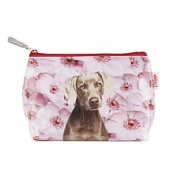 Catseye fleur make up bag